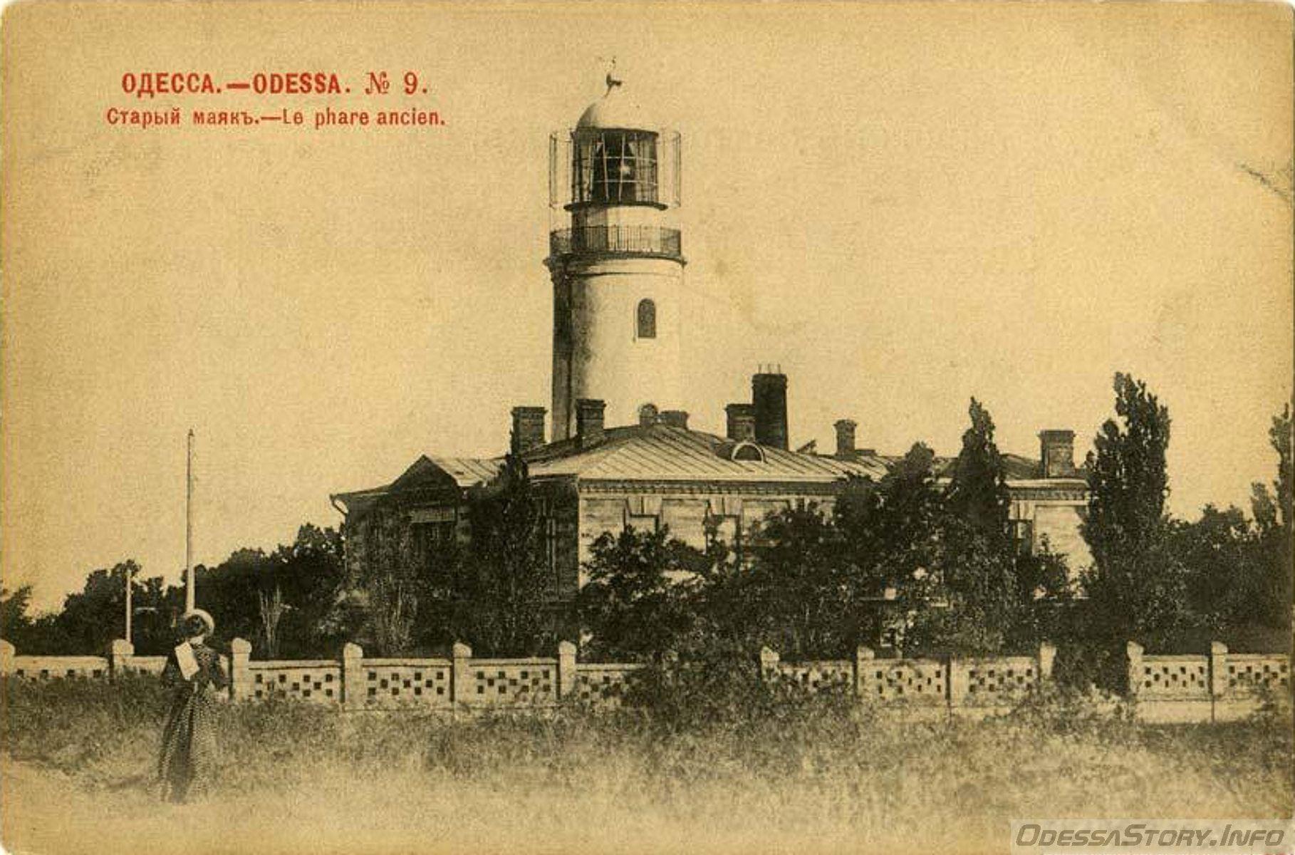 Фото старого маяка 6